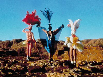 This Australian comedy about a trio of drag queens who get a cabaret gig in the middle of the desert is a journey of revelations…