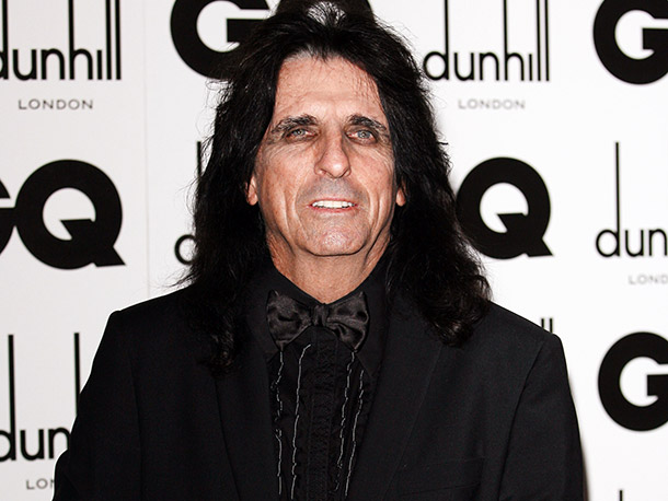 Alice Cooper | The ''Dark Shadows'' crooner would be a dream contestant on the show. He may look ghoulish with his freaky makeup, but did you know that…
