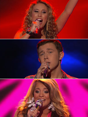 American Idol Top3