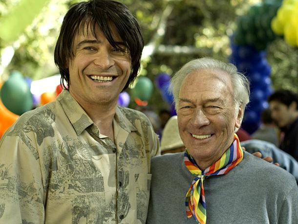 Goran Visnjic and Christopher Plummer