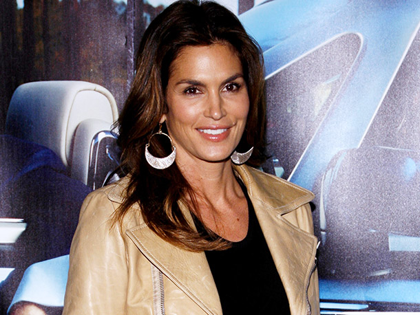 Cindy Crawford | What was that awful movie she made with Billy Baldwin? Fair Game ? Damn, that sucked. But Trump likes to have former supermodels on his…