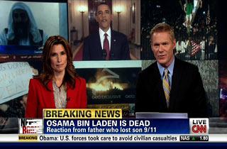 Cnn Osama Dead
