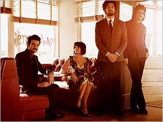 Jack White, Norah Jones, ... | DREAM TEAM Daniele Luppi, Norah Jones, Danger Mouse (a.k.a. Brian Burton), and Jack White