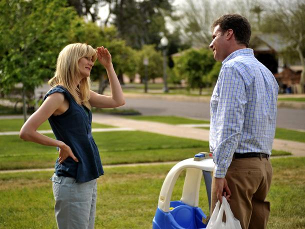 Laura Dern and Will Ferrell