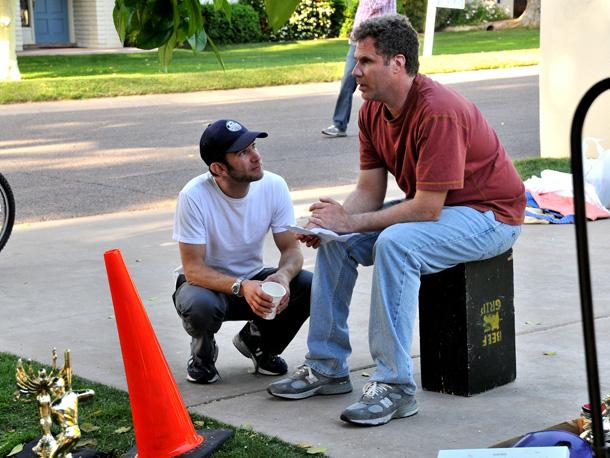 Dan Rush and Will Ferrell