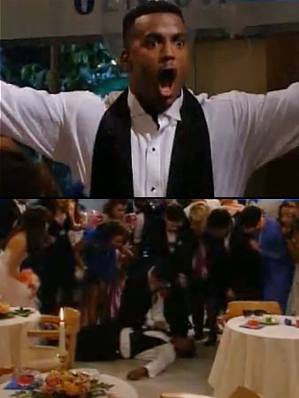The Fresh Prince of Bel-Air, Alfonso Ribeiro, ... | This episode was '90s television at its most efficient when the Fresh prom turned into a Very Special Episode after Carlton accidentally took speed. To…