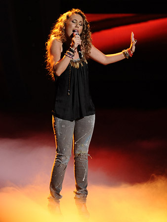 Haley Reinhart | Reinhart took her time with the Animals' ''The House of the Rising Sun'' and, to steal an AI phrase, made it all her own.