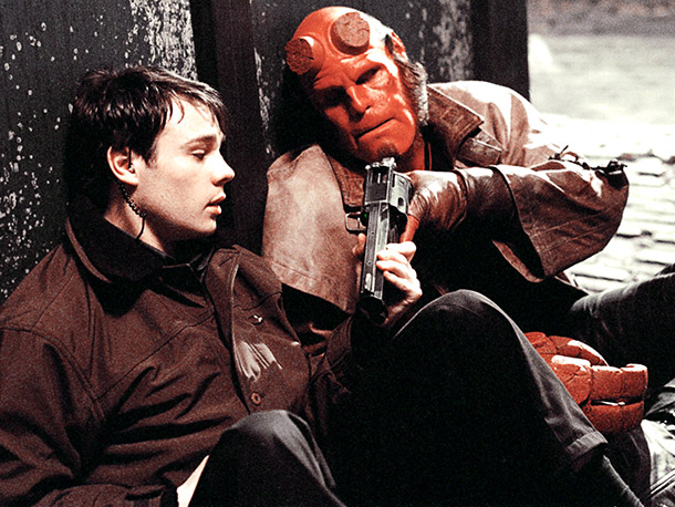 Hellboy | The best thing about making a sequel? Correcting your past mistakes! The first Hellboy curiously focused on a bland Everyman played by Rupert Evans. (Yeesh,…