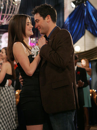 How I Met Your Mother, Cobie Smulders, ... | Who says the stars on a show have to be prom-aged in order to make a prom episode work? People with no imagination, that's who.…