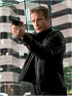 Human Target Mark Valley