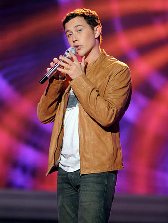 Scotty McCreery | His version of the LeAnn Rimes song sounded too similar to many of his previous performances and got him his most critical response from the…