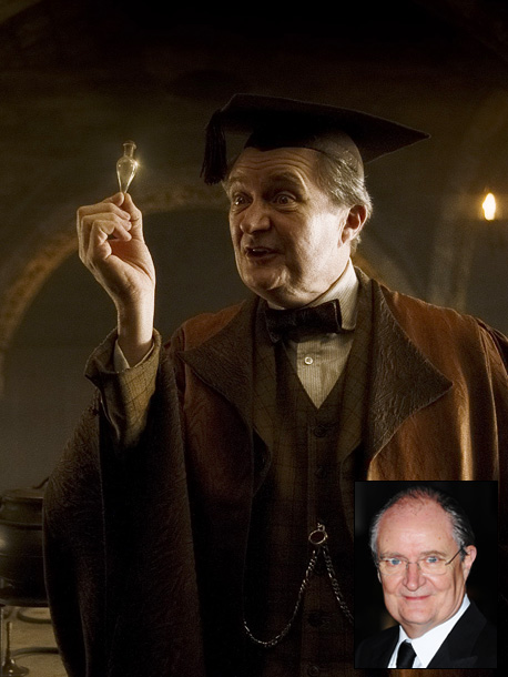 Playing: Hogwarts Professor Horace Slughorn, potions expert Oscar-winning Role: John Bayley, author and caretaker of famous wife Iris Murdoch as she succumbs to Alzheimer's disease,…