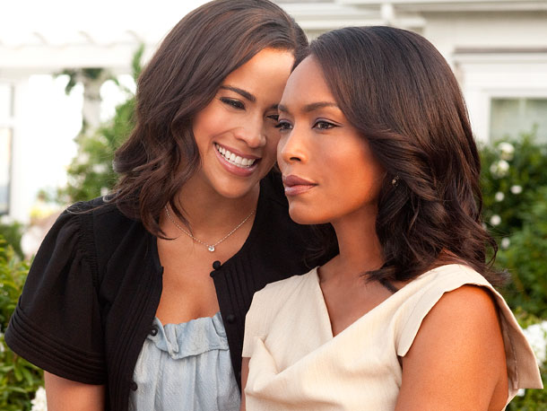 Paula Patton and Angela Bassett