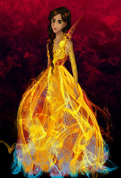 The Hunger Games | Click for more from this artist.