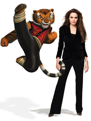 Angelina Jolie | Kung Fu Panda 2 (2011) Her return as the steady, reliable, and supportive Tigress who helps Po find his family helped the sequel continue to…