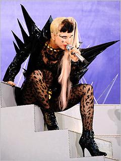 Lady Gaga Gma