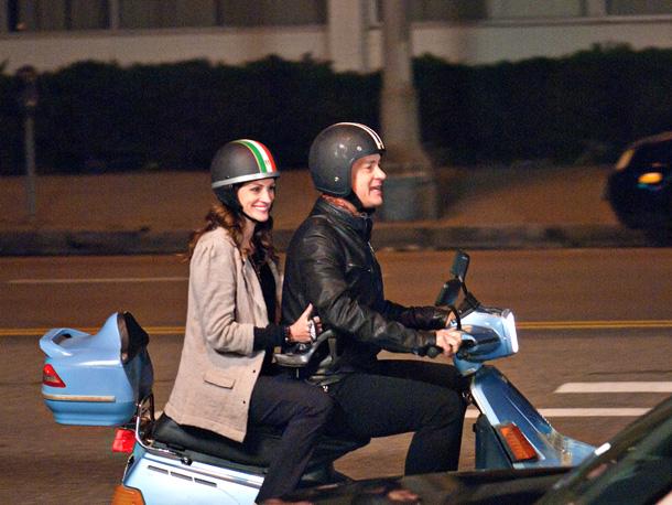 Julia Roberts and Tom Hanks
