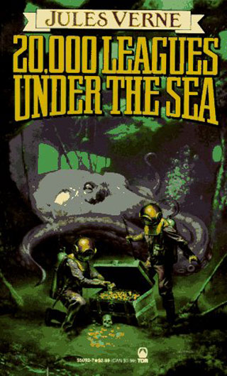 Why We'd Follow Him Anywhere: 20,000 leagues under the sea is a loooong way to go, but there may be no one more equipped for…