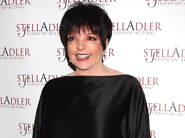 Liza Minnelli | Liza is perfect for this show because she's very famous and very nutty. Who's to say she wouldn't start singing at her fellow players for…