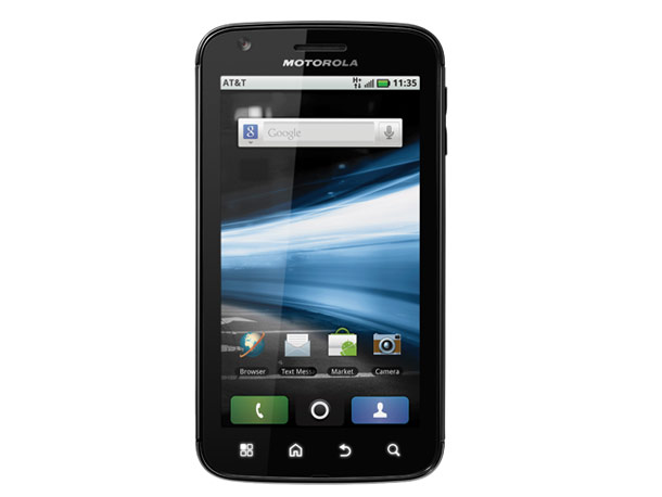 Among the first phones to sport a laptop-rivaling dual-core processor, the Android 2.2 Atrix is a powerhouse. Slip it into the Lapdock accessory and it…