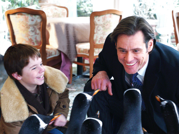 Maxwell Perry Cotton and Jim Carrey