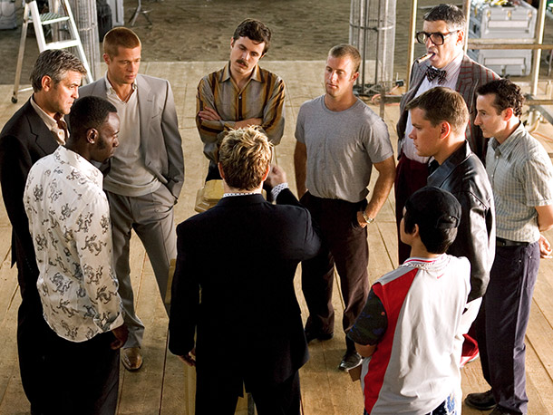 Ocean's Twelve | Ocean's Twelve infamously started life as a screenplay called Honor Among Thieves , in which an American thief and a European thief square off. As…
