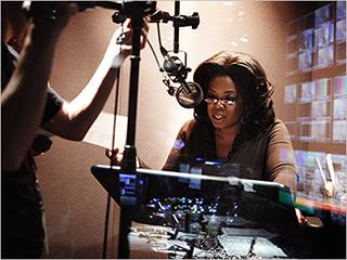 Oprah Behind The Scenes