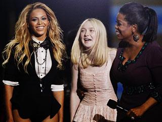 Oprah Beyonce Dakota