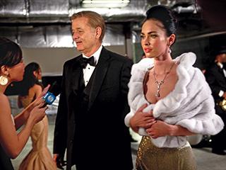 Megan Fox, Bill Murray, ... | HALLMARK NOIR Bill Murray and Megan in Passion Play