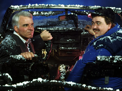 The title says it all, as mismatched travelers Steve Martin and John Candy use every means available to get home for Thanksgiving. Anyone whose road…