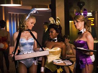 Amber Heard | Amber Heard, Naturi Naughton, and Leah Renee in The Playboy Club