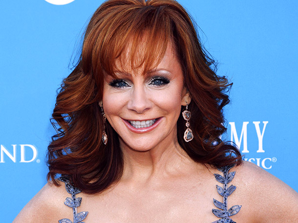 Reba McEntire | There's almost always a country-music star on The Celebrity Apprentice , but why should guys like Trace Adkins, Clint Black, and John Rich have all…