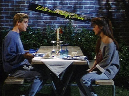 Saved by the Bell, Mark-Paul Gosselaar, ... | After Kelly's dad lost his job, Zack came to the rescue with a budget-friendly picnic to remember. Is there anything Zack Morris couldn't do (besides…