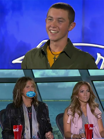 Scotty McCreery | The sight — and, really, the sound — of this fresh-faced (then) 16-year-old singing Josh Turner's ''Your Man'' with a deep, deep baritone earned Scotty…