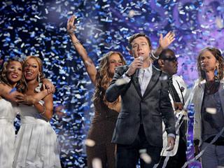 Scotty McCreery Wins Idol