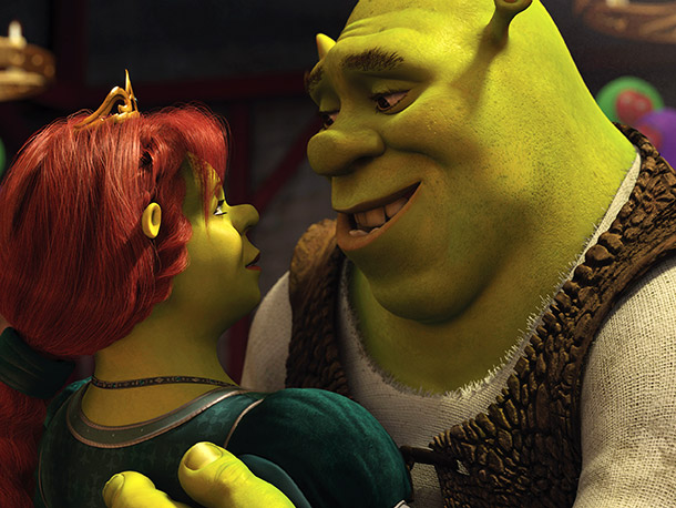 Shrek Forever After, Cameron Diaz, ... | In the first Shrek , the titular ogre was a lovably pugnacious loser. By Shrek Forever After , the character had become a rich celebrity…