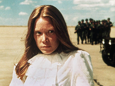 Sissy Spacek, Badlands | Inspired by the Charles Starkweather case and starring an impossibly young Martin Sheen and Sissy Spacek, Terrence Malick's first film is a dreamy, strangely beautiful…