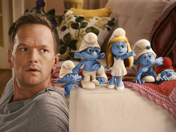 Neil Patrick Harris | It's about smurfing time! The iconic blue clan make their first big-screen appearance since 1983's The Smurfs and the Magic Flute . A mix of…