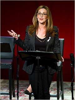 Peri Gilpin | STANDING ON CEREMONY: THE GAY MARRIAGE PLAYS Peri Gilpin