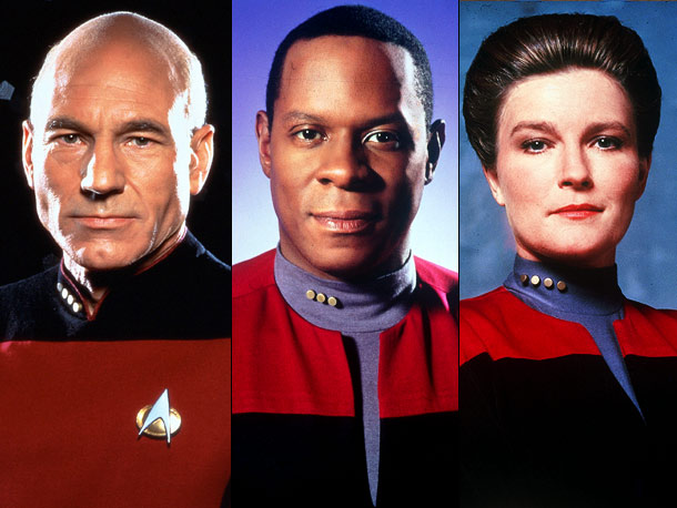 Star Trek   Why We'd Follow Them Anywhere: Because Kirk wasn't the only Star Trek captain we'd take orders from. Picard, a fan favorite, is the thinking man's…