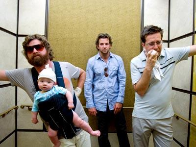 The Hangover, Bradley Cooper, ...