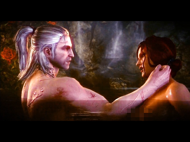 Essential to the story or just for fun? In the first Witcher , you get to have sex with a couple dozen different people —…