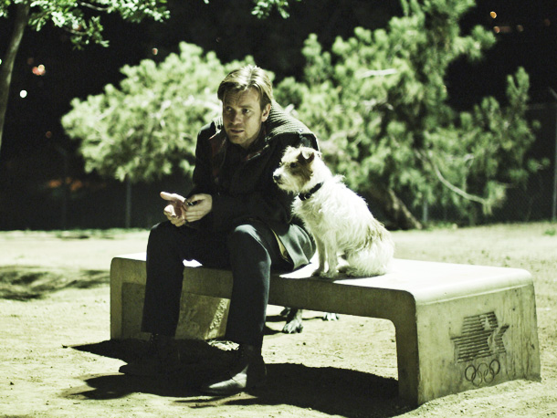 Ewan McGregor and Cosmo