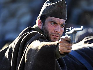Wes Bentley   HORRORS OF THE SPANISH CIVIL WAR Wes Bentley as Manolo in There Be Dragons