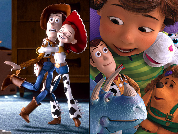 Toy Story 3 | The latter portions of Pixar's iconic series just do everything right . They honor their predecessor without using it as a crutch. They bravely send…