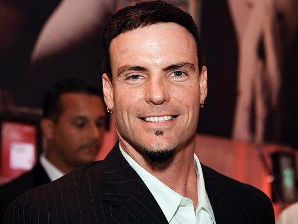 Vanilla Ice   Speaking of white rappers, why not cool things down with a little Vanilla Ice? We've seen that this guy has anger issues (like when he…