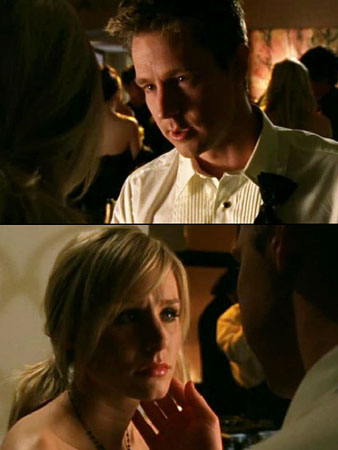 Veronica Mars | Logan was right about one thing, his and Veronica's story was ''epic.'' Almost as epic as his alterna-prom. Prom jam: ''I Hear the Bells,'' Mike…