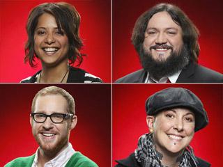 Voice Gay Contestants
