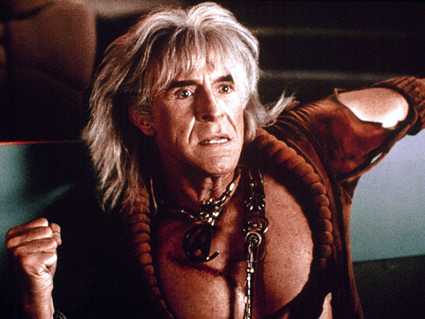 Star Trek II: The Wrath of Khan, Ricardo Montalban | Star Trek: The Motion Picture isn't as bad as its reputation suggests, but the Enterprise crew's first cinematic adventure suffered from a serious lack of…