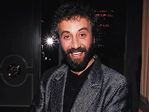 What a country! The Russian comedian and one-joke wonder from the '80s must have some business savvy. How else to explain him outlasting the Cold…
